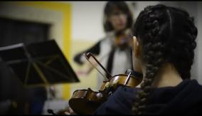 Embedded thumbnail for Reportagem especial Orquestra Geração Santa Casa da Misericórdia de Lisboa
