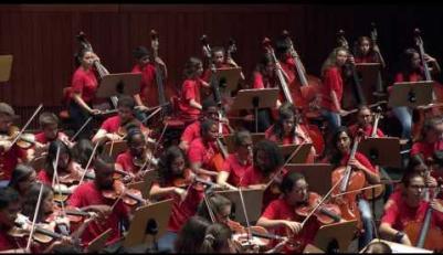 Embedded thumbnail for Video Apresentação Orquestra Geração